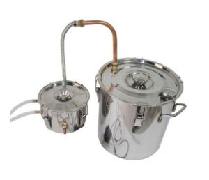 Fermenting Equipment Processing and Stainless Steel Alcohol Still Distiller pictures & photos