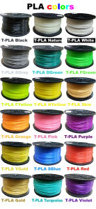 1 Kg/ Spool PLA Filament pictures & photos