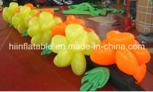 Inflatable Flower Chain Wedding Giant Inflatable Flower Decoration