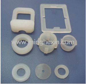White Plastic Injection Housing with SGS ISO pictures & photos