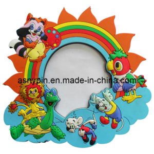 Custom Promotional 2d and 3D PVC Photo Frame pictures & photos