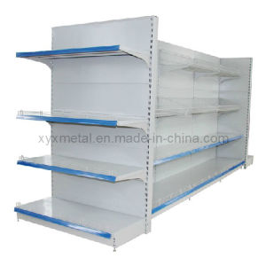 Supermarket Shelf with Digital Signage Display pictures & photos