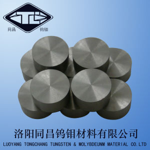 Ground Finish Tungsten Alloy Round Bar Dia65mm*30 pictures & photos