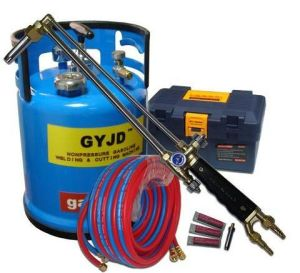 Energy-Saving Gasoline Cutting Torch System Vs Oxy-Acetylene Cutting Torch