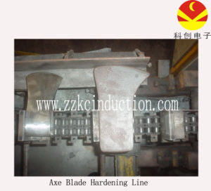 Induction Heating Equipment for Automatic Axe Blade Hardening