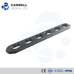 Canwell 3.5mm Titanium Fracture Compression Plate pictures & photos