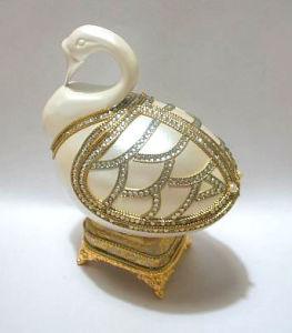 Goose Egg Music Box/Jewelry Box(YJ126M)