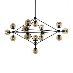 China Post-Modern Chandelier Glass Chandelier Pendant Lamp (GD ...