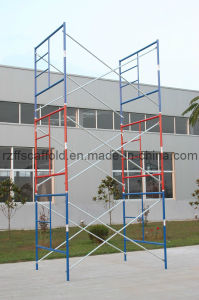 Frame Scaffold, Walk Through Frame Scaffolding (FF-663B) pictures & photos