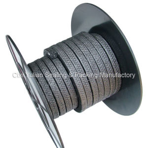 Reinforced PTFE / Graphite Braided Packing (YL-1174)
