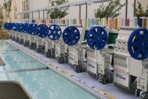 Richpeace Dynamic High Speed Embroidery Machine