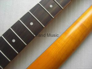 Nitro Satin Finished 21 Frets Tele Guitar Neck (TLR-21) pictures & photos