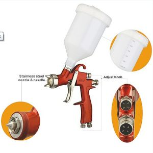 Lvlp (Low volume low pressure) Voc Spray Gun Nv-500