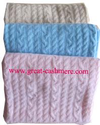Cashmere Blanket (GRT-C-2011)