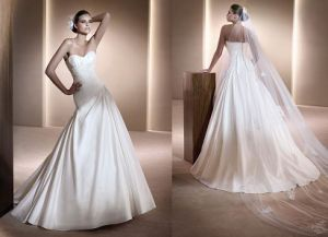 Bridal Dress (FLY-1059)