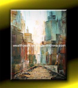 100% Handmade Landscape 0il Painting (LS000449)