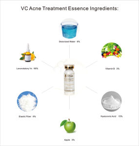 Skin Essence Whitening Levorotatory Vc Serum Whitening Serum Anti-Acne Serum pictures & photos