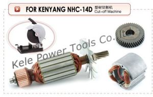 Armature (Stator, Gear Sets for Power Tools Keyang NHC-14D) pictures & photos