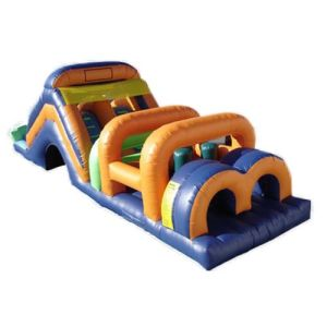 40 Inflatable Obstacle Course (XZ-OB-003)
