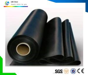 High-Tension HDPE Geomembrane for Concrete Projects and Fishing Ponds pictures & photos