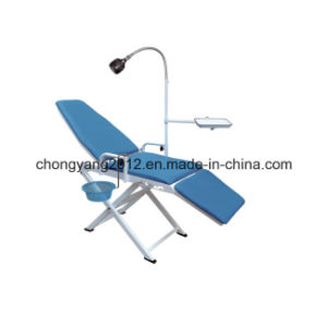 Hot Sale Portable Dental Chair with Operation Light pictures & photos