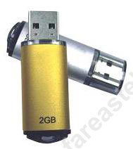 Plastic Business Gift USB Disk (UA26) pictures & photos