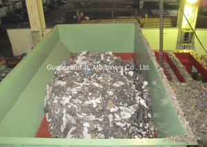 Heavy-Duty Plastic Shredder-Wt66300 of Recycling Machine with Ce pictures & photos