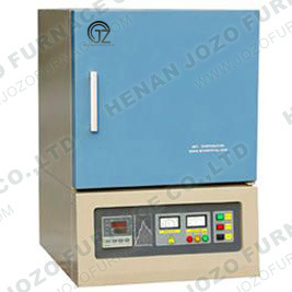 """Larger Bench-Top Electric Sintering Muffle Furnace, 10 X 10X 12"""" (19L) up to 1700c pictures & photos"""