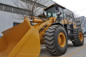 5 Tons Front Wheel Loader pictures & photos