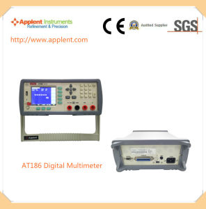 New Product Digital Multimeter with 60000 Display (AT186) pictures & photos
