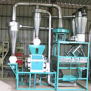 Wheat/Corn/Maize/Sorghum Grinder (6FTS-13A) pictures & photos