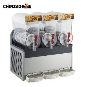 Slush Machine Beverage Machine Margarita Slush Machine Xrj-15L*3 pictures & photos