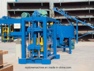 Qt40-2 Manual Cement Hollow Block/ Brick Making Machine pictures & photos