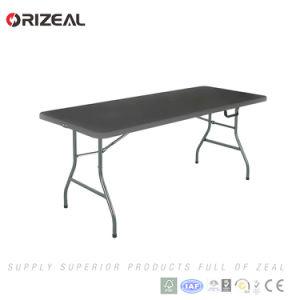 Orizeal 8ft Cheap Plastic Folding Table Oz-T2018 pictures & photos