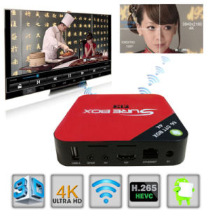 IPTV New Rk3229 4K Android 6.0 Smart TV Box pictures & photos