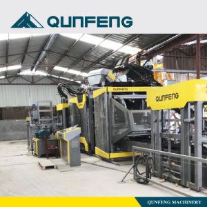Automatic Concrete Cement Brick \Block Making Machine (QFT10-15G) pictures & photos
