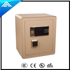 Laser Cutting 3c Electronic Safe Box for Home and Office Use (JBX-300AP) pictures & photos