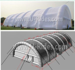 inflatable white giant tent dome marquee for advertising event pictures & photos