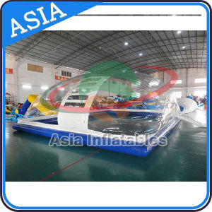 Clear Inflatable Tent for Swimming Pool, Inflatable Pool Cover pictures & photos