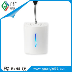 Mini Air Purifier Ionic Generator Portable Personal Use Necklace pictures & photos