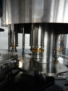Cooking Oil Filler Vegetable Oil Edible Oil Filling Machinery pictures & photos