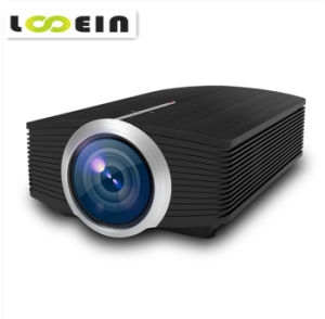 Pico Portable HDMI 1080P HD Digital Mini LED 3D Home Projector Yg500 pictures & photos