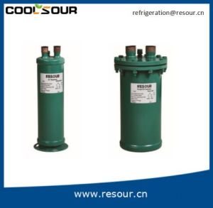 Coolsour Flanged Oil Separator for Refrigeration pictures & photos