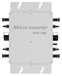Max DC-50V 1200W-120V/230V Waterproof-IP65 Micro Grid Tie Inverter pictures & photos