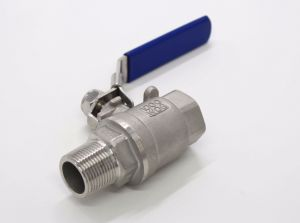 CE Ss M/F Threaded Ball Valve pictures & photos