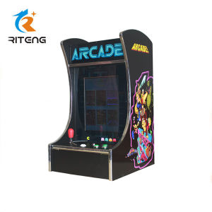 Classic 19 Inch LCD 60 Games Pacman Bartop Arcade Game pictures & photos