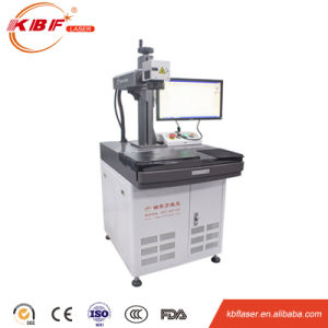 Mopa Table Fiber 20W Metal Laser Marking Machine pictures & photos