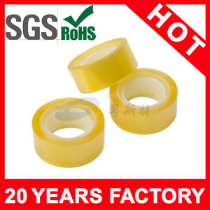 Golden Color Adhesive Stationery Tape (YST-ST-008) pictures & photos