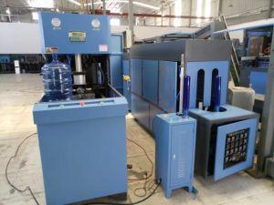 Semi Automatic Plastic Stretch Blow Molding Machine for 5 Gallon Bottle pictures & photos
