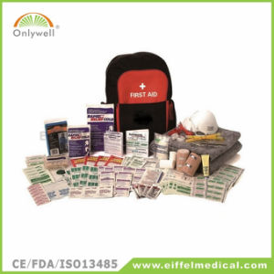 Medical Outdoor Army Field Camping Emergency First Aid Kit pictures & photos